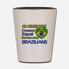 Brazilian husband designs Shot Glass