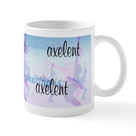 Skating is Axelent Mug