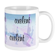 Skating is Axelent Mug
