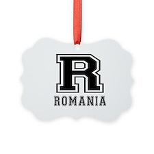 Romania Designs Ornament