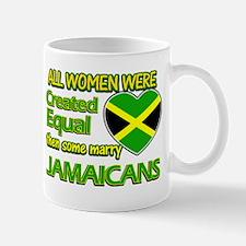 Jamaican husband designs Mug