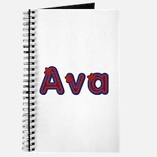 Ava Red Caps Journal