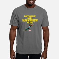 Black Widow Mother's Day Mens Comfort Colors Shirt