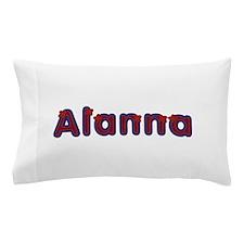 Alanna Red Caps Pillow Case