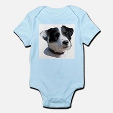 """Jackrussell 2"" Infant Bodysuit"