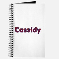 Cassidy Red Caps Journal
