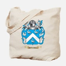 Mitchell-English Coat of Arms - Family Crest Tote