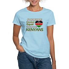 Kenyan husbands designs T-Shirt