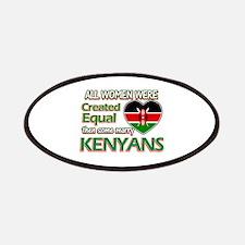 Kenyan husbands designs Patches