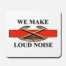 CAB loud noise Mousepad