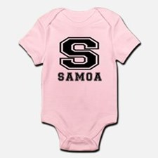 Samoa Designs Infant Bodysuit