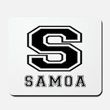 Samoa Designs Mousepad