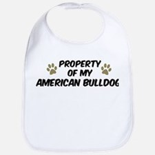 American Bulldog: Property of Bib