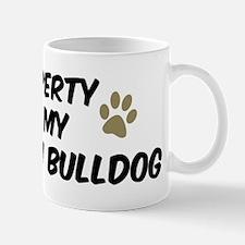 American Bulldog: Property of Mug