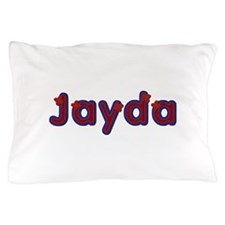 Jayda Red Caps Pillow Case