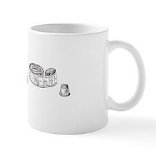 Tools of the Trade - Sewing Mug