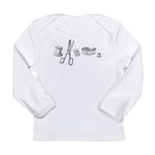Tools of the Trade - Sewing Long Sleeve Infant T-S