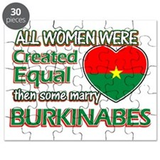 Burkinabes Husband designs Puzzle