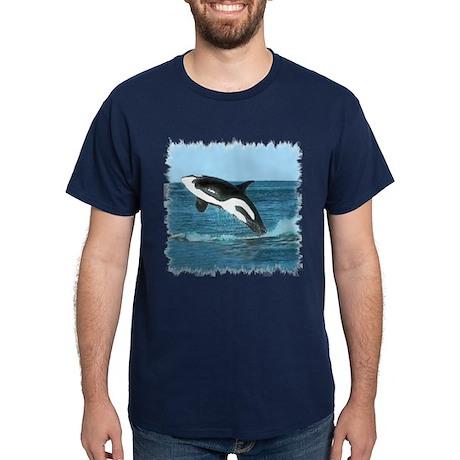 ORCA WHALE Dark T-Shirt