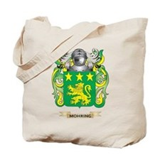Mohring Coat of Arms - Family Crest Tote Bag