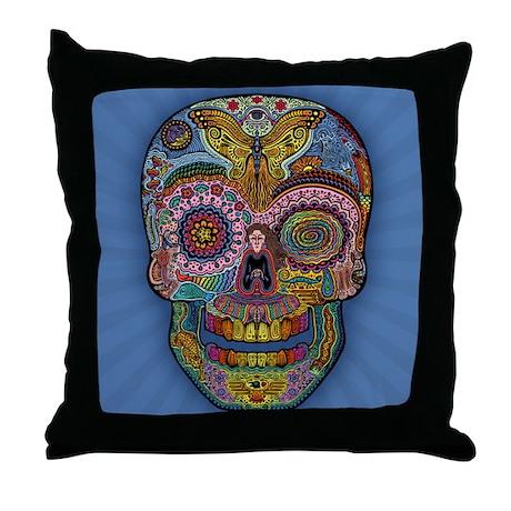 DOD Sk511-col Throw Pillow