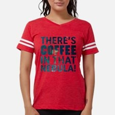Janeway Coffee In That Nebul Womens Football Shirt
