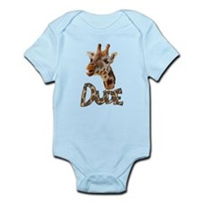 giraffe dude Body Suit