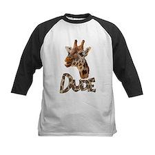 giraffe dude Baseball Jersey
