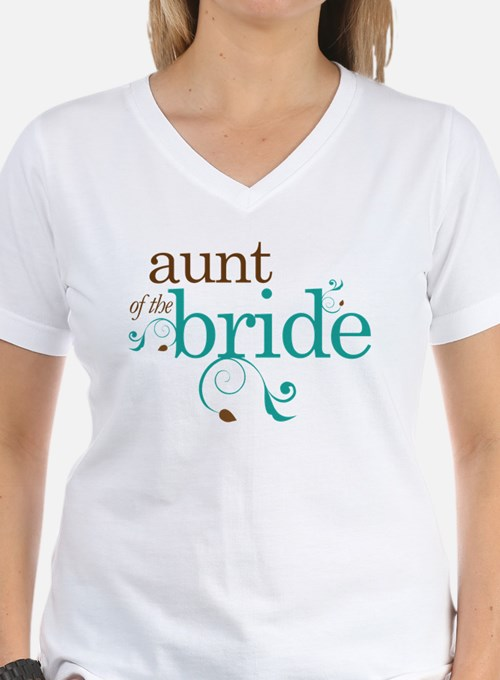 Lovely Aunt of the Bride Shirt
