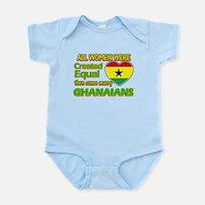 Ghanaians Husband designs Infant Bodysuit