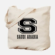 Saudi Arabia Designs Tote Bag