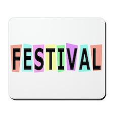 Festival Mousepad