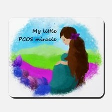 My Little PCOS Miracle Mousepad