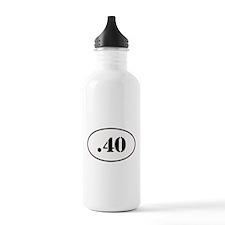 .40 Oval Design Water Bottle