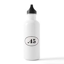 .45 Oval Design Water Bottle
