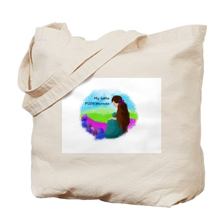 My Little PCOS Miracle Tote Bag