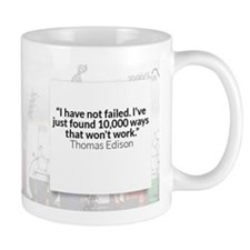 Thomas Edison Historical Mugs