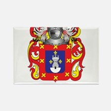 Molina Coat of Arms - Family Crest Magnets