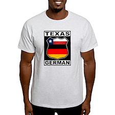 Texas German American T-Shirt