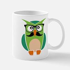 Hipster Owl Mugs