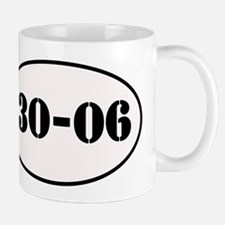 .30-06 Oval Design Mug