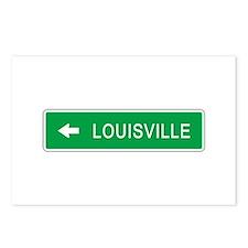 Roadmarker Louisville (KY) Postcards (Package of 8