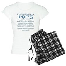 Birthday Facts-1975 Pajamas