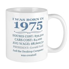 Birthday Facts-1975 Mugs