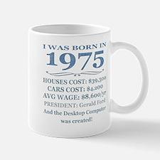 Birthday Facts-1975 Mugs