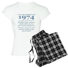 Birthday Facts-1974 Pajamas