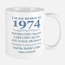 Birthday Facts-1974 Mugs