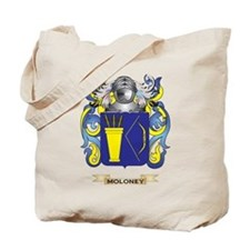 Moloney Coat of Arms - Family Crest Tote Bag