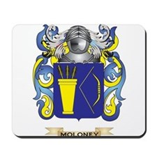 Moloney Coat of Arms - Family Crest Mousepad