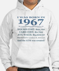 Birthday Facts-1967 Hoodie